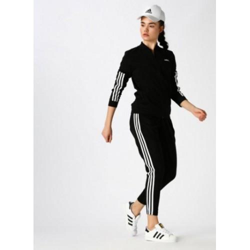 Tassa di ammissione Terracotta contrasto  Adidas Back 2 Basics 3-Stripes