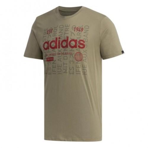 Adidas M ADI INT TEE