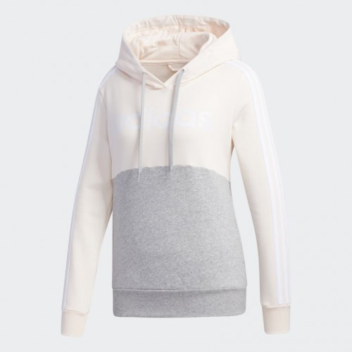 ADIDAS ESSENTIALS COLORBLOCK FLEECE HOODIE