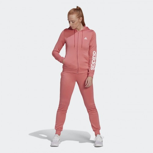 Adidas Essentials Logo French Terry Tracksuit