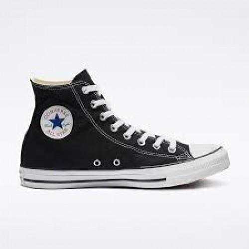 CONVERSE CLASSIC CHUCK TAYLOR ALL STAR BLACK HI HIGH